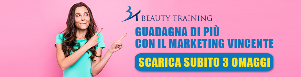 Beauty Training 3 omaggi landscape H